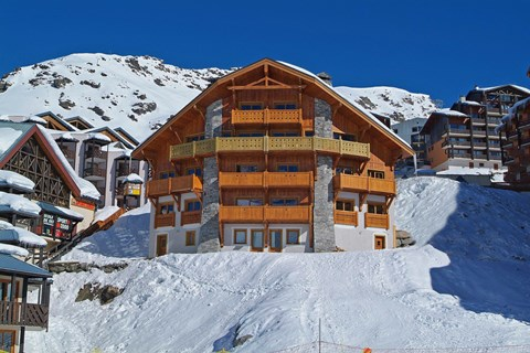 Les Neiges Eternelles, Val Thorens (3 Valleys)