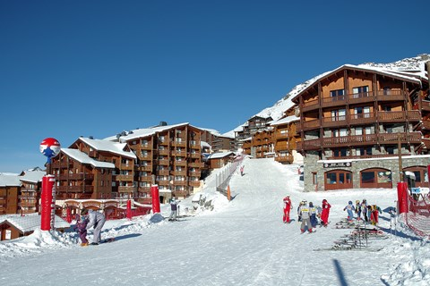 Village Montana, Val Thorens (3 Vallees) - Exterior