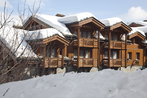 Les Chalets du Forum, Courchevel