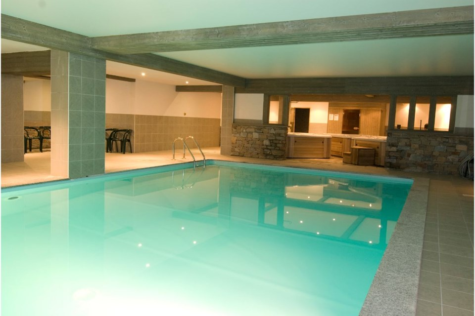 Sun Valley, La Plagne (Paradiski) - Indoor Pool