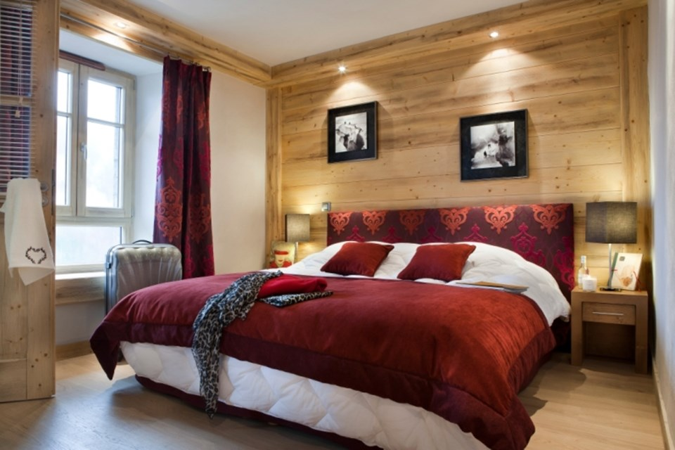 Jhana, Tignes Val Claret (self catered apartments) - Double Bedroom