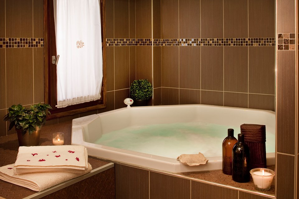 Eureka Val, Val d'Isere (Espace Killy) - Jacuzzi
