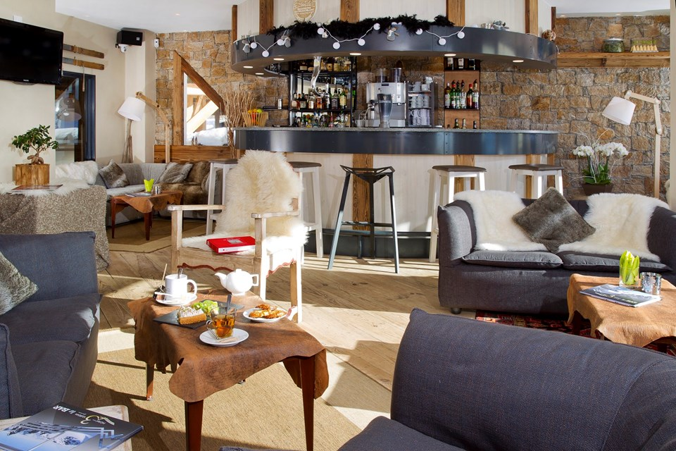 Hotel Les 3 Vallees, Val Thorens (3 Valleys) - Bar