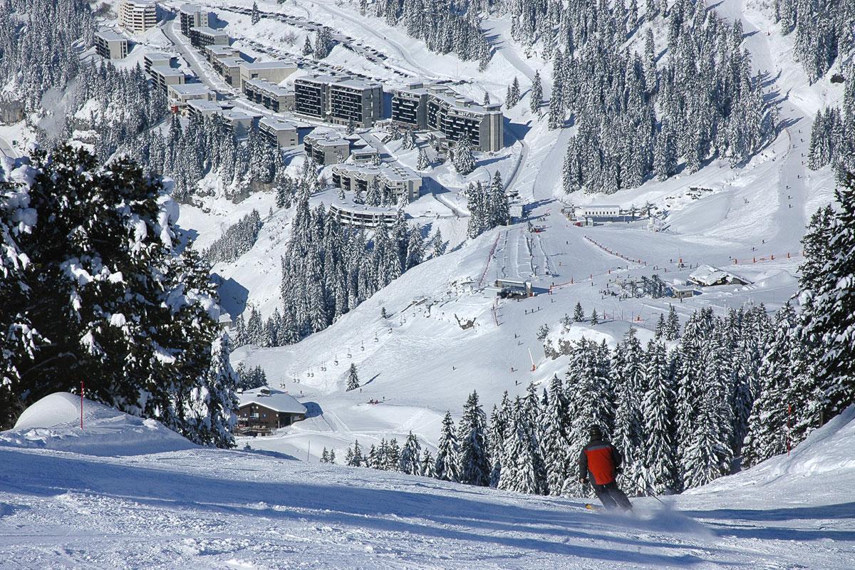 Flaine Ski Holidays Ski Apartments Flaine Ski Collection