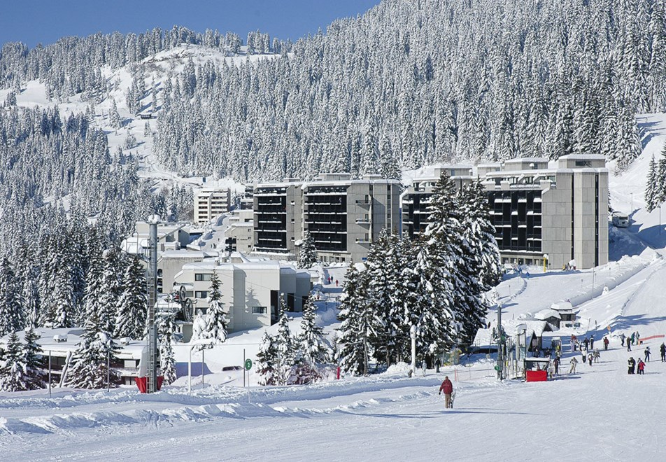 Christmas Village Ski Lift For Sale.Flaine Ski Holidays Ski Apartments Flaine Ski Collection