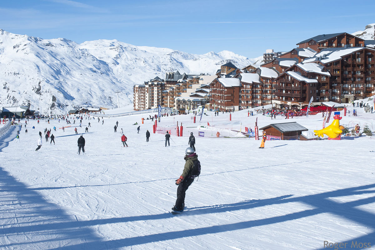 Val Thorens Ski Holidays Ski Apartments France Ski Collection