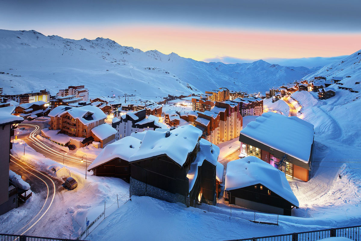 Val Thorens, 3 Valleys