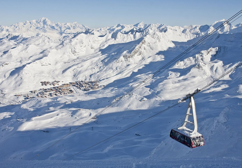 Val Thorens (3 Vallees) Resort Picture