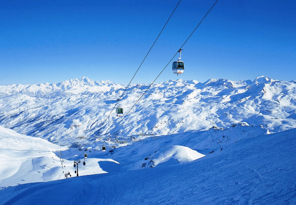 Les Menuires (3 Vallees) Resort Picture