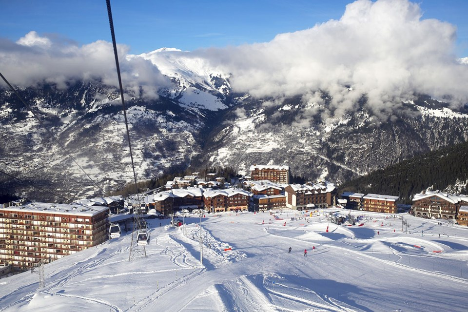 Courchevel Moriond (3 Vallees) Resort Picture