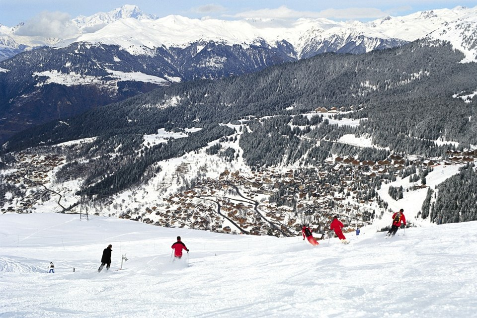 Meribel (3 Vallees) Resort Picture