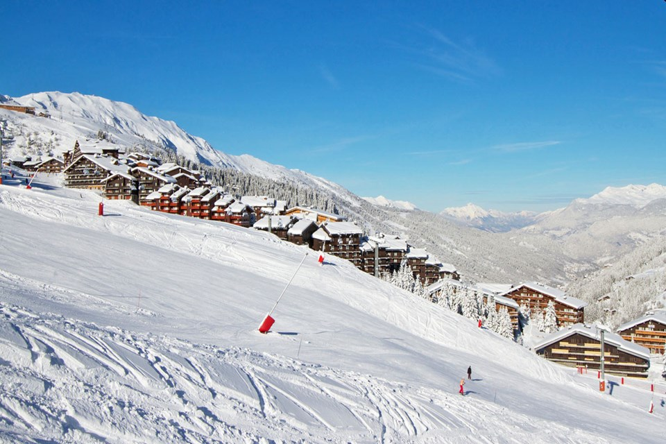 Meribel Mottaret (3 Vallees) Resort Picture