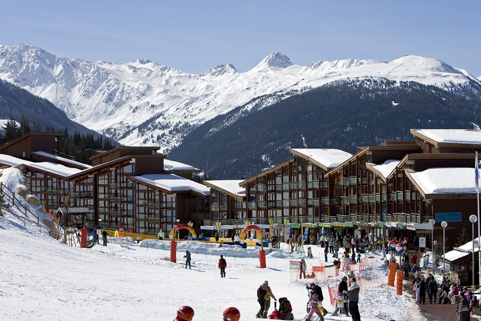 Arc 1800 (Les Arcs) Resort Picture