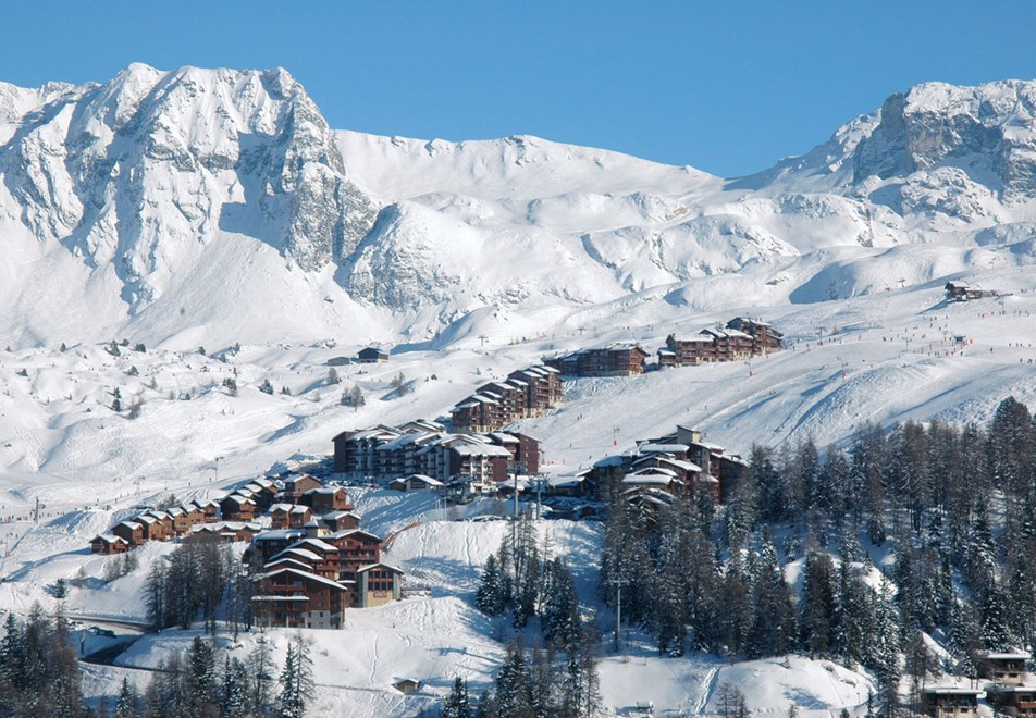 Plagne Soleil & Village (La Plagne) Resort Picture