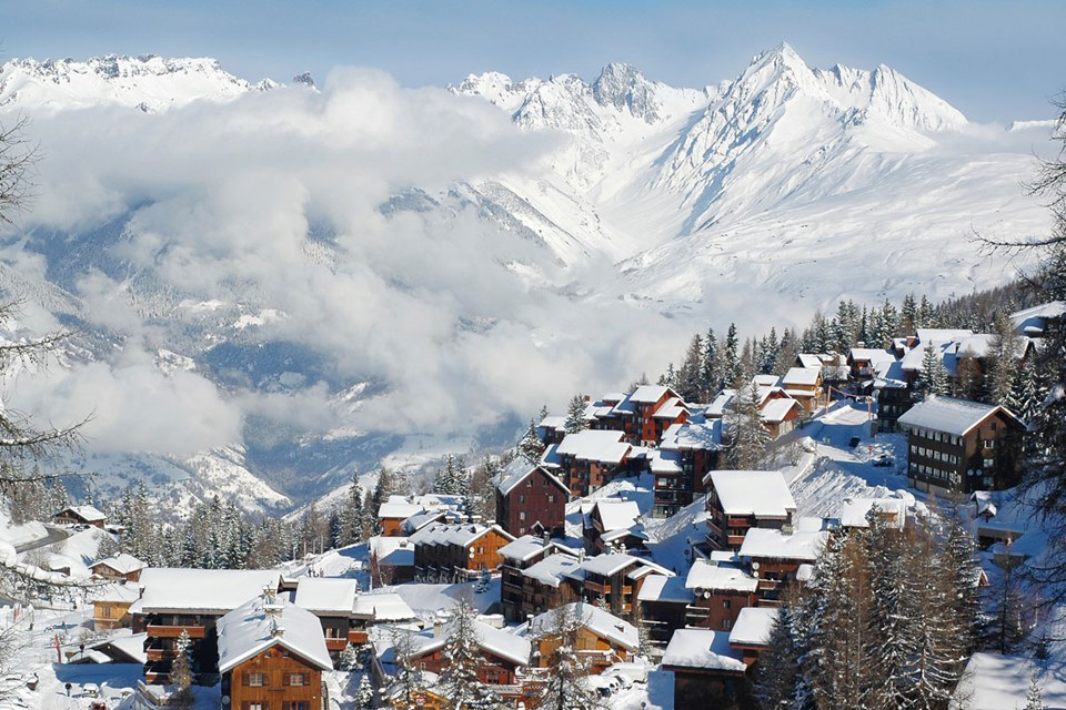 Plagne 1800 (La Plagne) Resort Picture