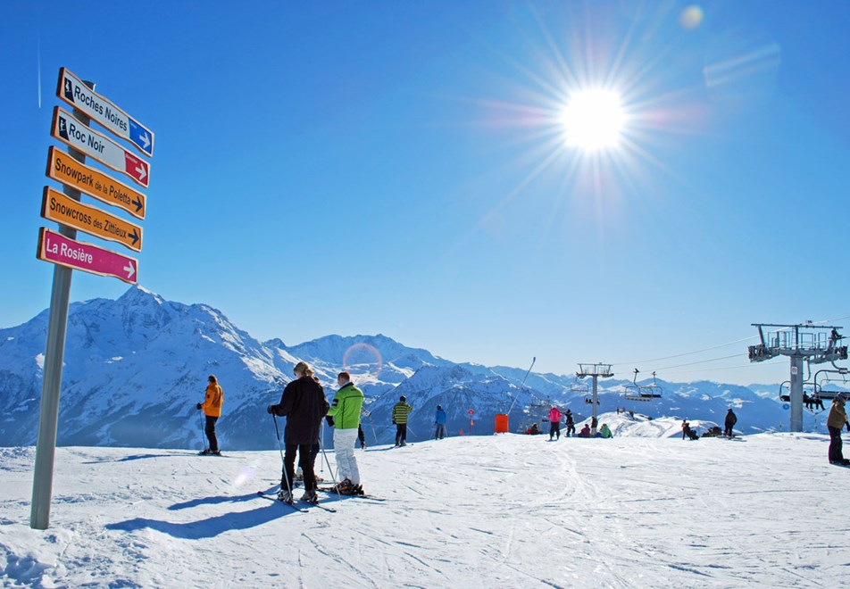 La Rosiere Ski Resort