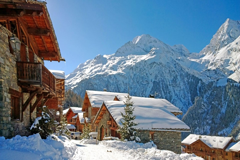 Sainte Foy Tarentaise Resort Picture
