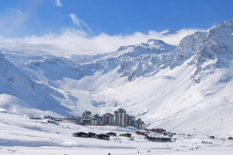 Tignes Val Claret Resort Picture