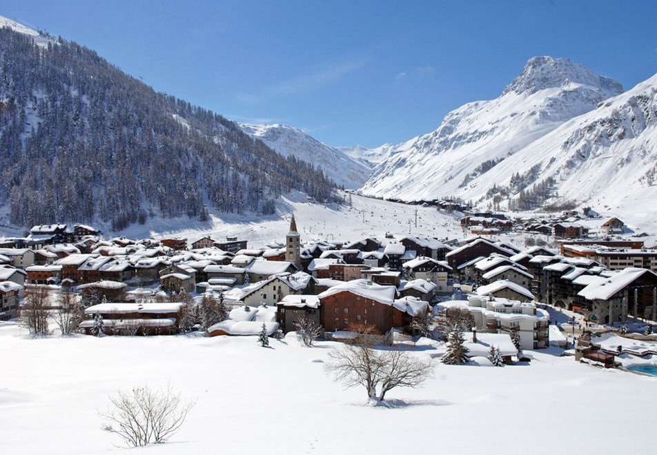 Val d'Isere (Espace Killy) Resort Picture