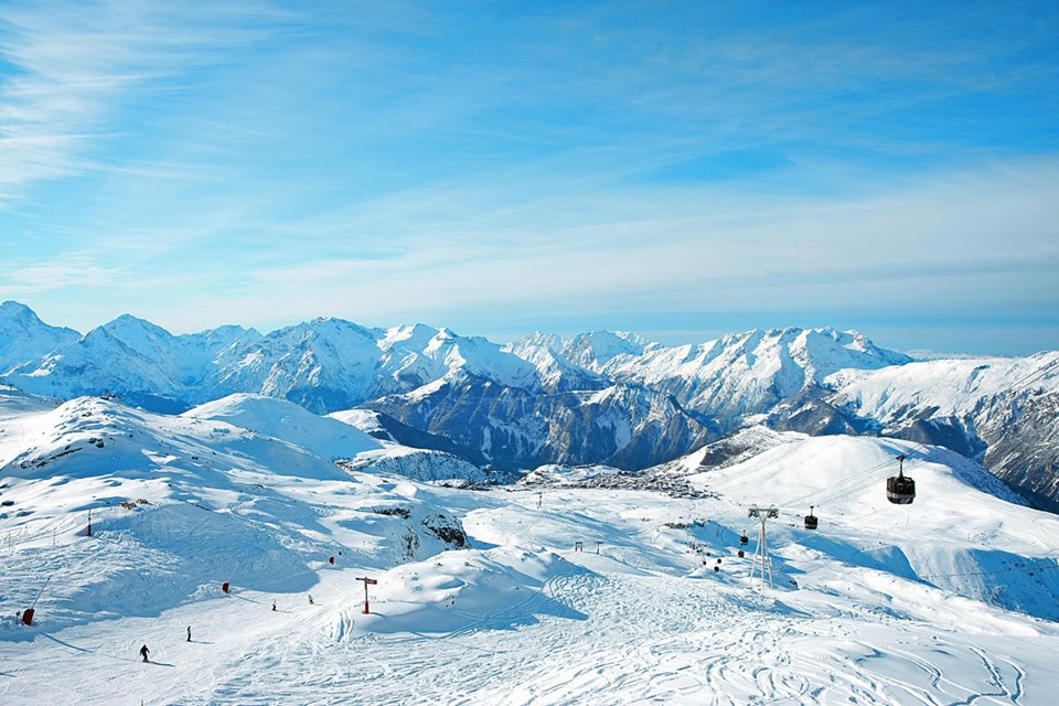 Alpe d'Huez Resort Picture