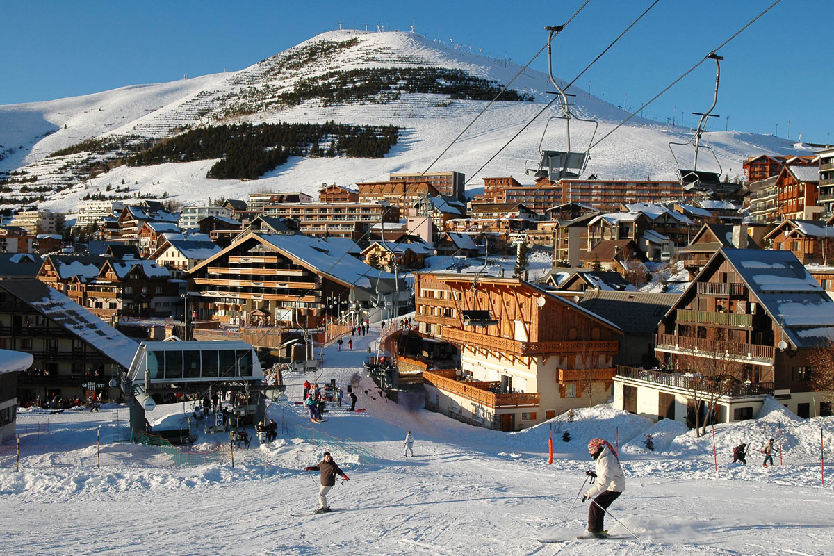 Alpe dHuez Ski Holidays Ski Apartments France Ski Collection