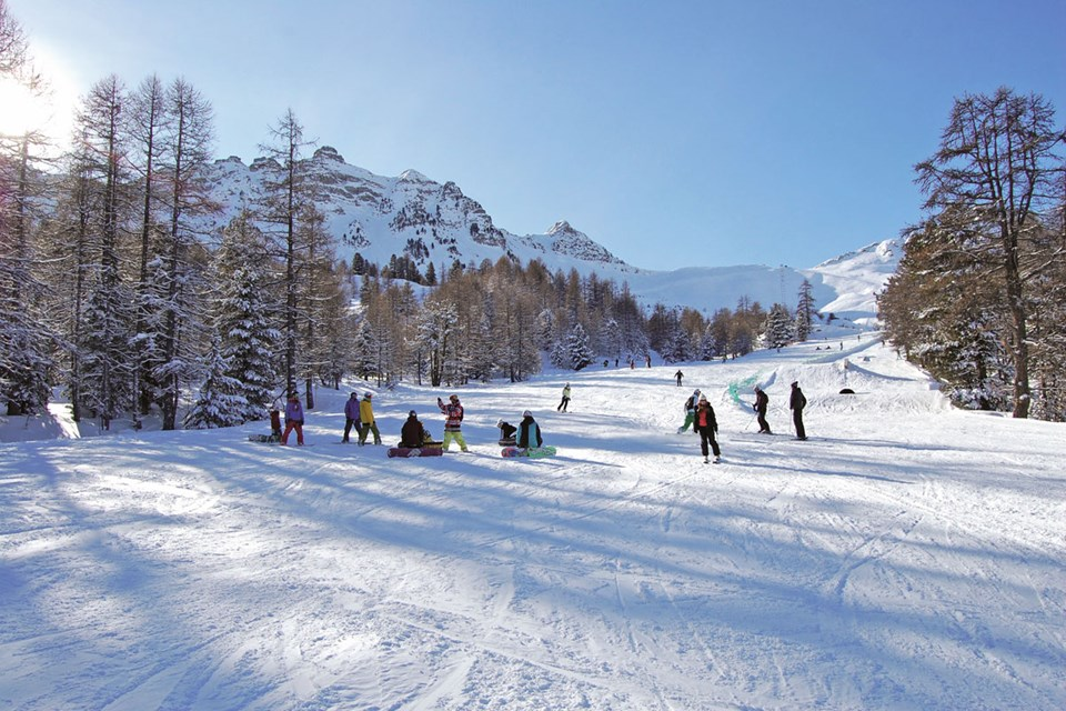 Vars (Southern Alps) Resort Picture