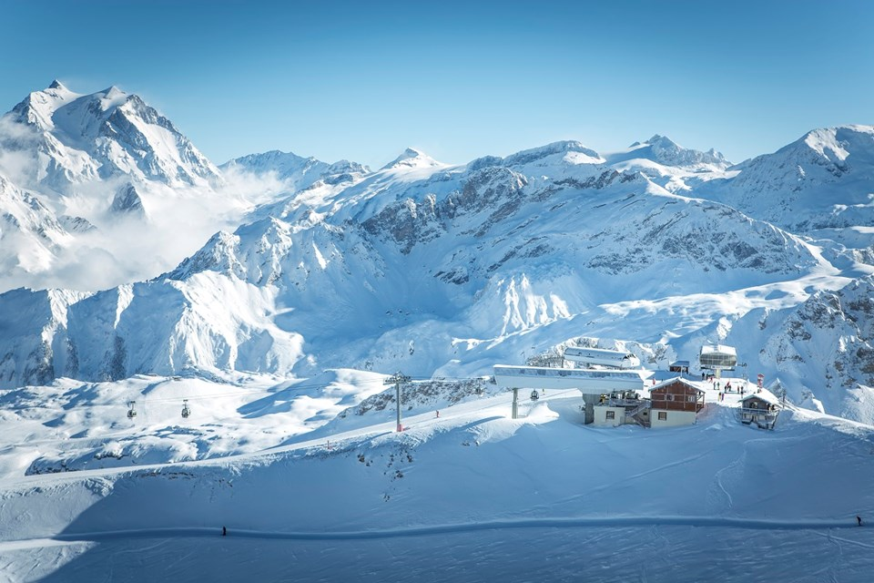 Courchevel (3 Vallees) Resort Picture