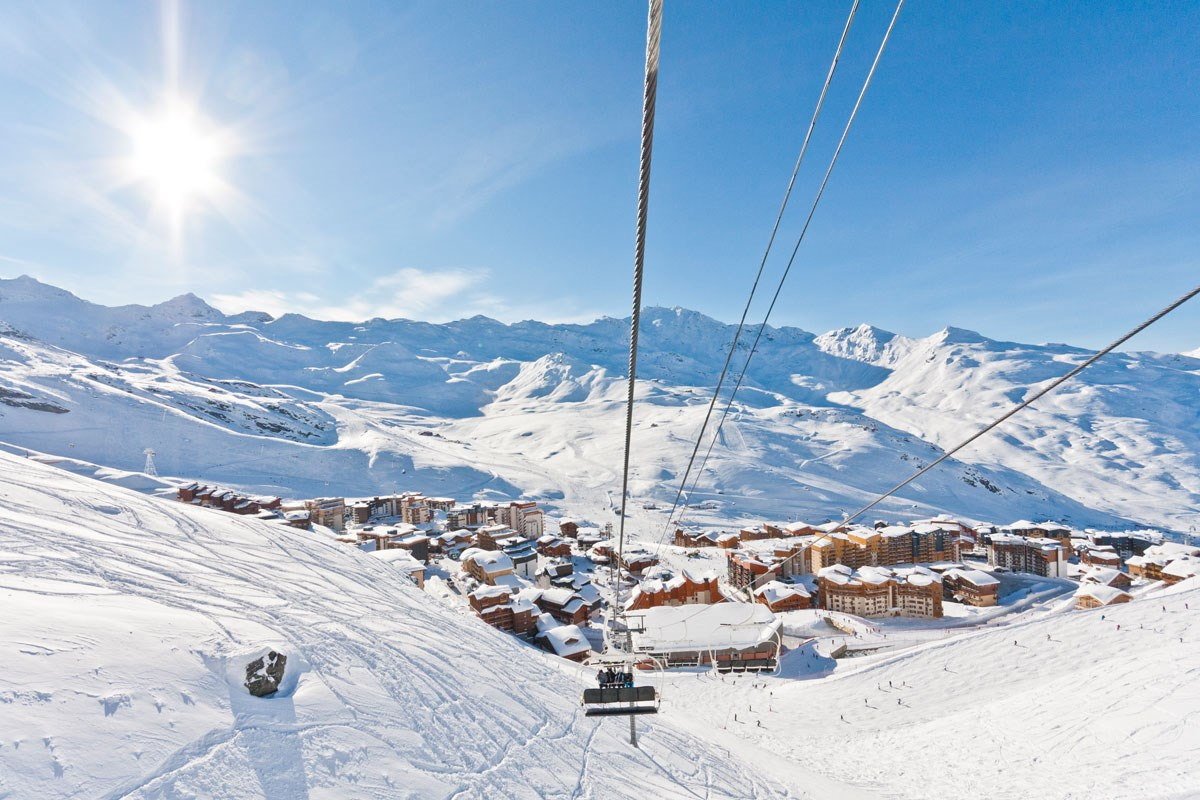 Ski Deals - Save on French Alps Skiing