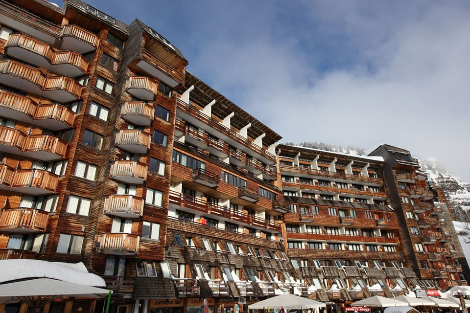 Intrets, Avoriaz (Portes du Soleil) Central location close to ski school & hire