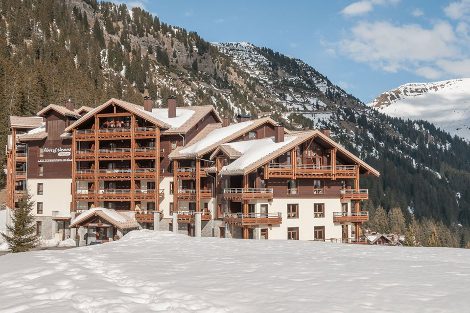 Les Terrasses d'Helios, Flaine (self catered apartment)