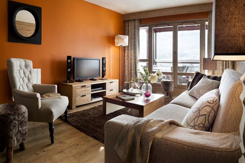 Terrasses d'Helios, Flaine (Grand Massif) - Living Area