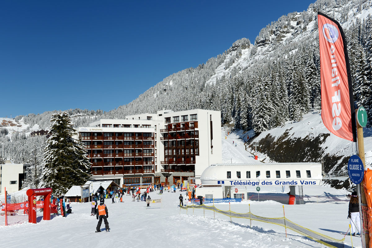 Le Panoramic Flaine Ski Holidays France Ski Collection