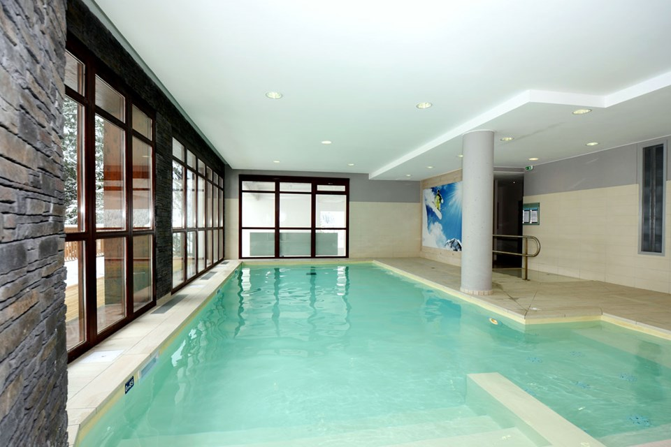 Le Panoramic, Flaine (Grand Massif) - Indoor Pool