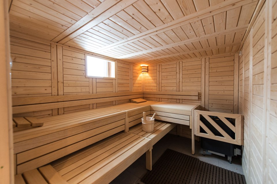 Le Hameau du Kashmir, Val Thorens (3 Valleys) - Sauna