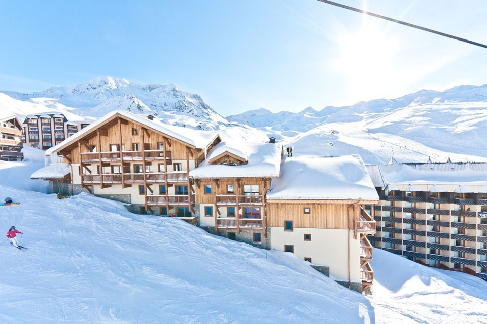 Montana Plein Sud, Val Thorens (3 Valleys)