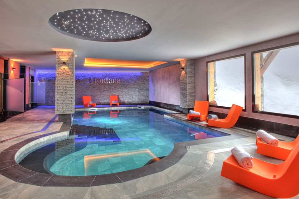 Montana Plein Sud, Val Thorens (3 Valleys) - Indoor Pool