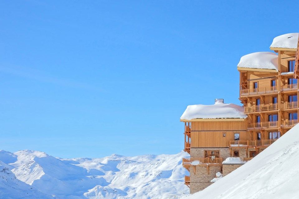 Les Balcons Platinium, Val Thorens (3 Valleys)