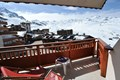 Hotel Les 3 Vallees, Val Thorens (3 Valleys) - View from balcony