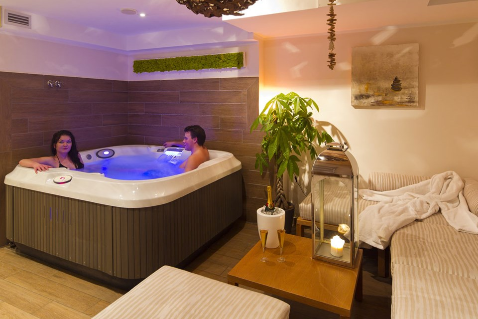 Hotel Les 3 Vallees, Val Thorens (3 Valleys) - Jacuzzi