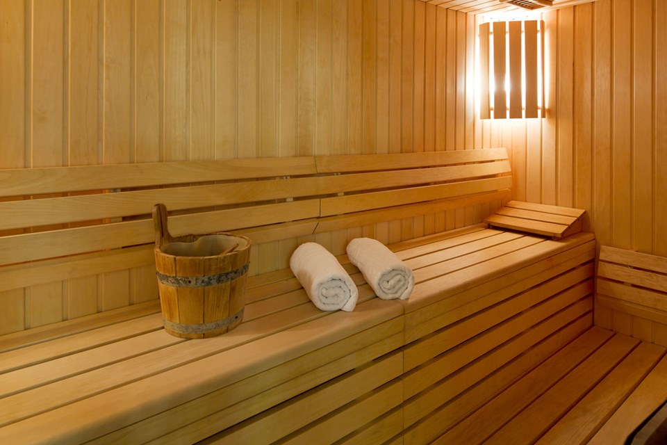 Hotel Les 3 Vallees, Val Thorens (3 Valleys) - Sauna