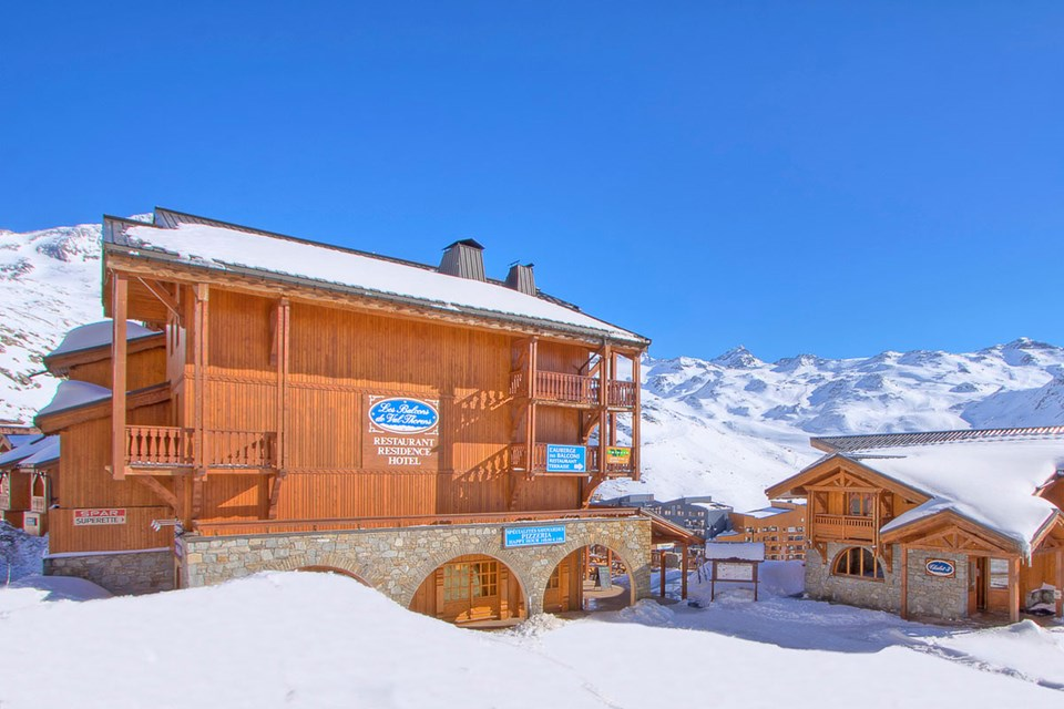 Les Balcons De Val Thorens Ski Holidays France Ski Collection