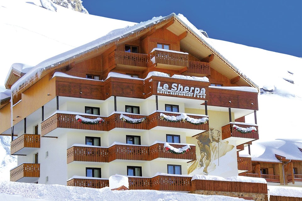 Le Sherpa, Val Thorens (3 Valleys)