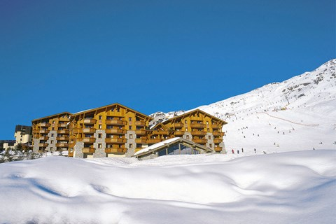 Les Alpages de Reberty, Les Menuires (3 Valleys)