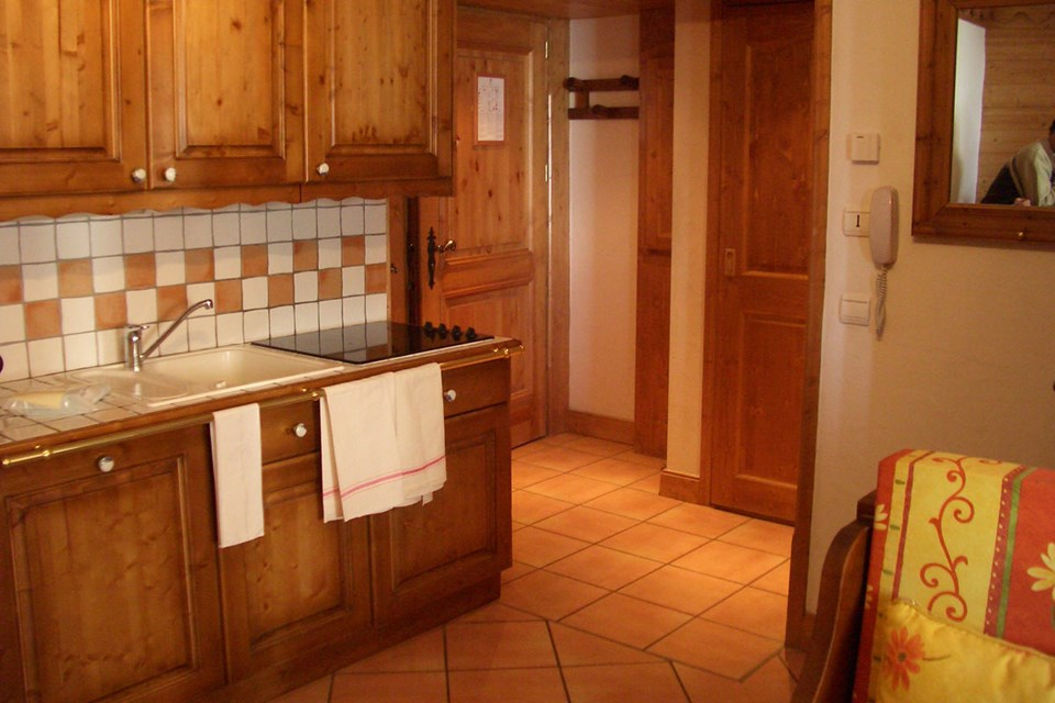 Les Alpages de Reberty, Les Menuires (3 Valleys) - Kitchen