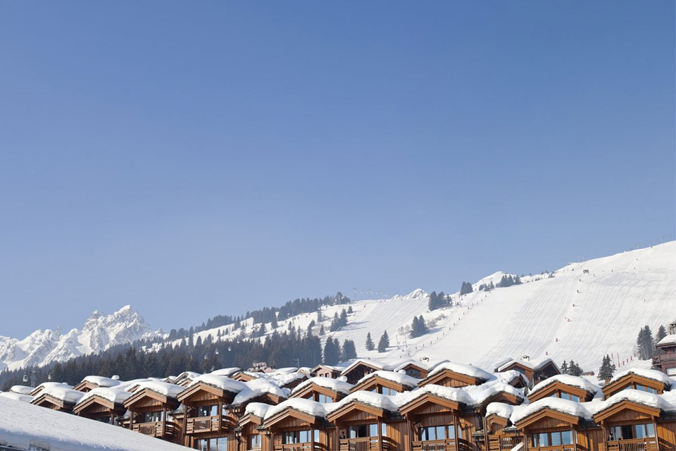 Chalets du Forum, Courchevel (3 Valleys)