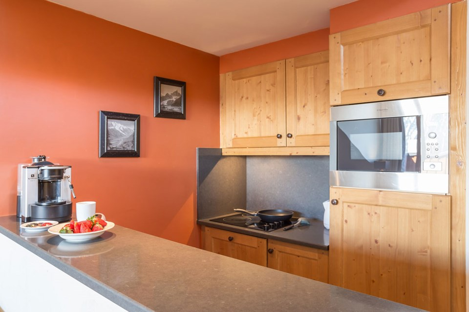Chalets du Forum, Courchevel (3 Valleys) - Kitchen