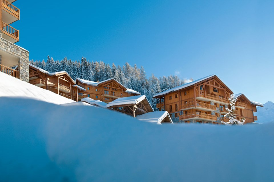 Oree des Cimes, Peisey Vallandry (self catered apartments)