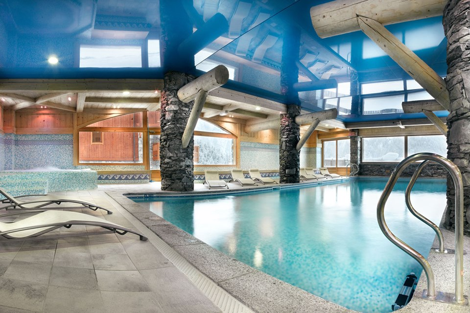 Les Fermes de Sainte Foy, Sainte Foy (Tarentaise Valley) - Indoor Pool