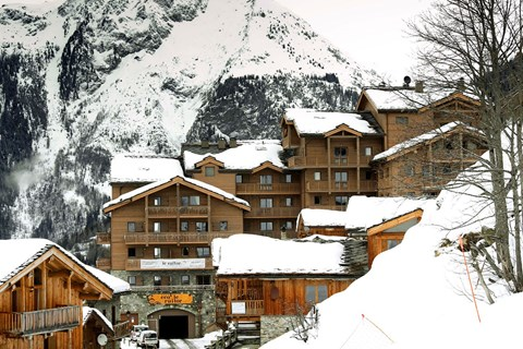Le Ruitor, Sainte Foy (Tarentaise Valley)