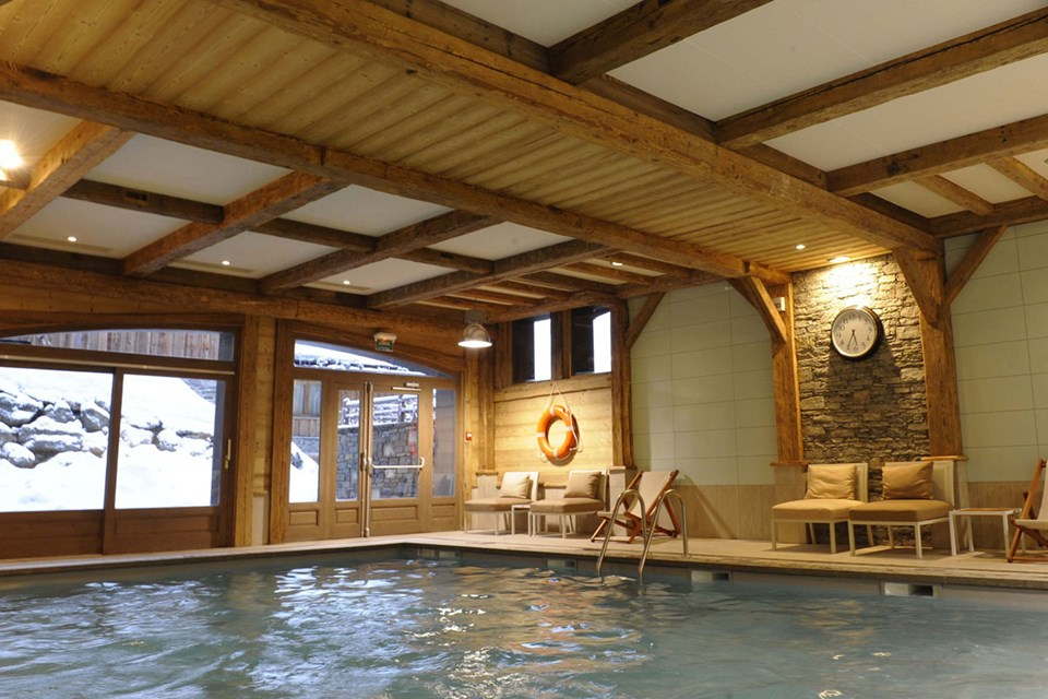 Le Ruitor, Sainte Foy (Tarentaise Valley) - Indoor Pool